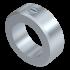 DIN 705, Stellring, Stahl verzinkt, 10 mm