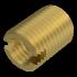 Ensat Gewindeeinsatz (Werksnorm 302), Edelstahl A2, M4