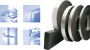 Soudal compri-tape joint sealing tape BG 1, 10/1-2 mm